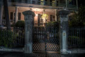 One of the haunted locations on the Death and Depravity Tour