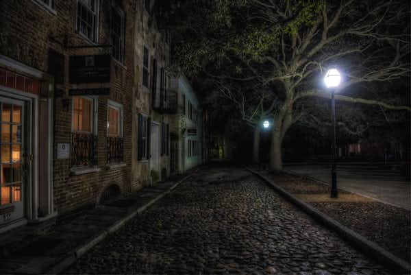 Charleston Ghost Tours | Haunted Tours in Charleston South