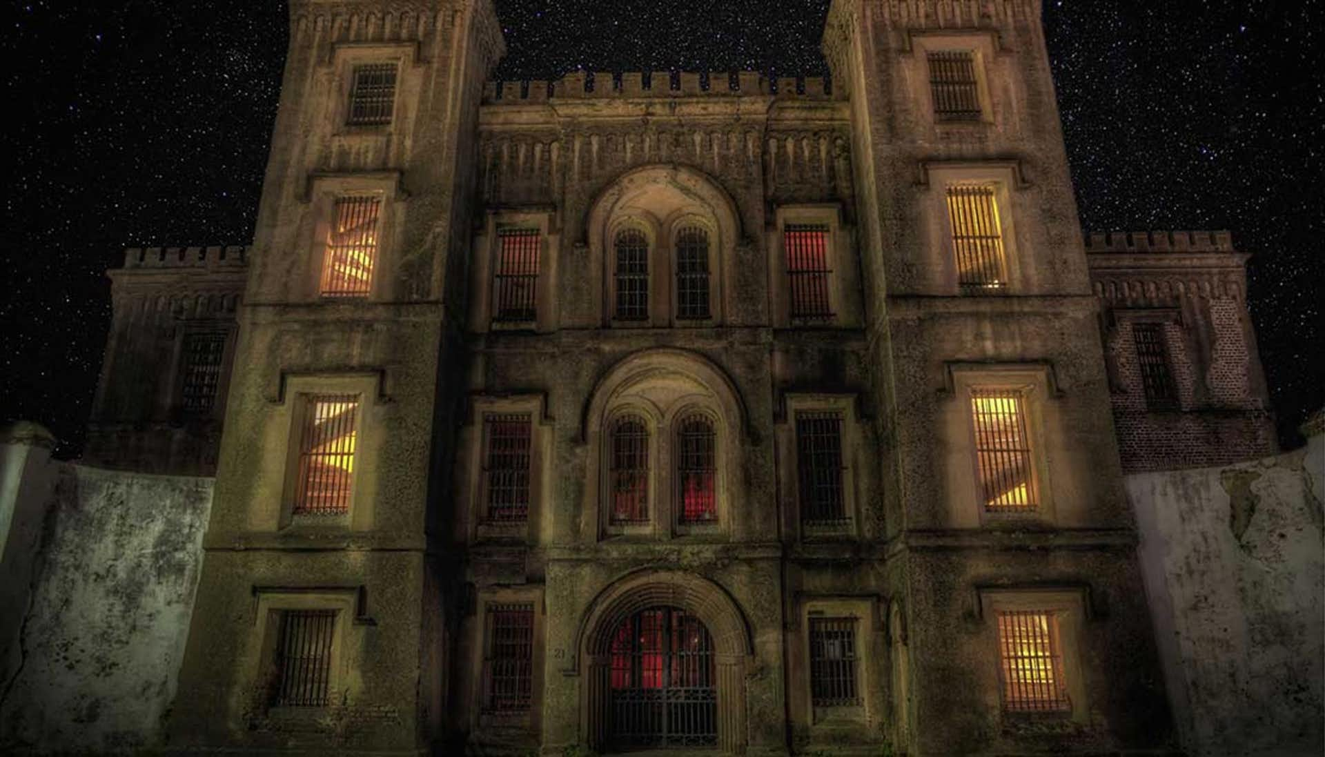 The Haunted Old Charleston Jail and her Ghosts