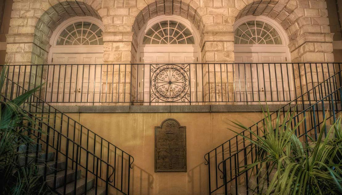 Ghosts of the Exchange and Provost Dungeon in Charleston South Carolina