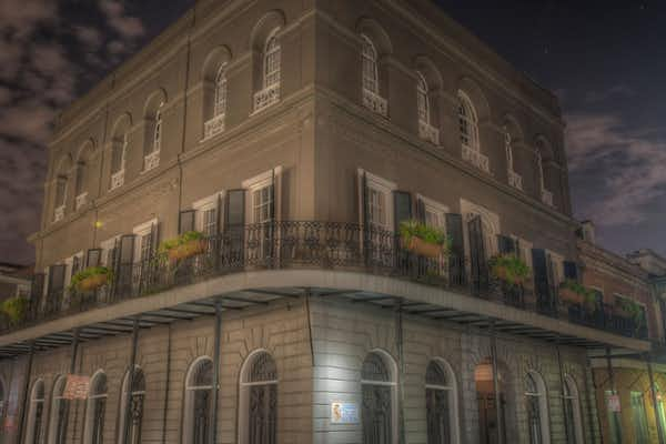The LaLaurie Mansion, one of the stops on the Bad Bitches Tour